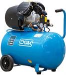 Компрессор DGM AC-2101 (440 л/мин, 8 атм, коаксиальный, масляный, ресив. 100 л, 220 В, 2.20 кВт)