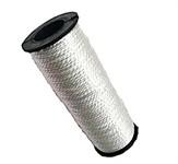 Шнур нейлоновый строительный 50м (белый)