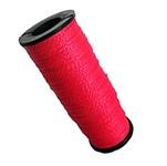 Шнур нейлоновый строительный 50м (красный)