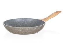 Сковорода 28*5,1 см алюминиевая Natural Stone, BANQUET