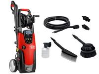 Очиститель высокого давления ECO HPW-1723RS (2.30 кВт; 165 бар; 490 л/ч; самовсасывание; барабан для хранения шланга)