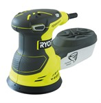 Эксцентриковая шлифмашина RYOBI ROS300
