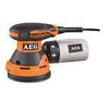 Эксцентриковая шлифмашина AEG EX 125 ES