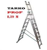 3-х секционная 8,29 метра, лестница-трансформер TARKO PROF