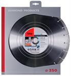 Алмазный диск (по бетону) FUBAG Universal Extra 350х3,2х25,4/30 мм