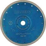 Диск алмазный 250*10*25.4/ 22.23 турбо ультра тонкий (2 мм) Hilberg