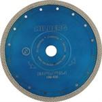 Диск алмазный 230*10*25.4/22,23 турбо ультра тонкий (2 мм) Hilberg