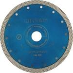 Диск алмазный 180*10*25.4/22,23 турбо ультра тонкий (1,55 мм) Hilberg