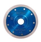 Диск алмазный 125*10*22,23 турбо ультра тонкий (1,22 мм) Hilberg