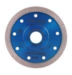 Диск алмазный 115*10*22,23 турбо ультра тонкий (1,2 мм) Hilberg
