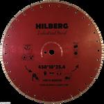 Диск алмазный 450*25,4*10 Industrial Hard Hilberg