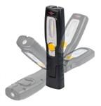 Фонарь-переноска аккумуляторный 250+70 Лм, Brennenstuhl HL 200A (с магнитом и подвесным крюком)