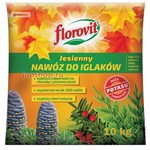 Удобрение Флоровит (Florovit) для хвойных растений осеннее 10 кг, (мешок)