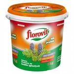 Удобрение Флоровит для хвойных растений осеннее 8 кг, (ведро)