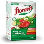 """Удобрение """"Флоровит"""" для клубники и земляники гранулированное, 1 кг (коробка)"""