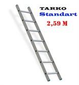 ЛЕСТНИЦА 2,59 М. TARKO STANDART ОДНОCЕКЦИОННАЯ