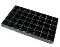 Кассета для рассады 48 яч.(38х28х6 см, 8х6 яч., размер яч. 4х4 см, 66 мл)