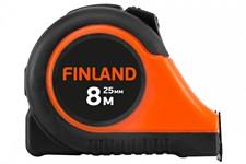 Рулетка измерительная FINLAND 8 м х 25 мм, ЦентроИнструмент