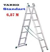 Лестница 6,87 м. TARKO Standart 2-х секционная