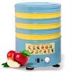 Сушилка для овощей и фруктов Элвин СУ-1 (880Вт, 6 лотков, 400 мм)