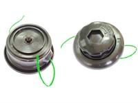 "Головка триммерная OLEO-MAC Tap & Go леска ф 2.0 мм полуавт. (, ф 105 мм, лев. резьба M8х1.25 ""папа"")"