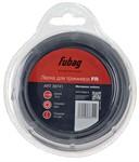 Леска триммерная круглая FUBAG FR 2,4 мм, 15 м