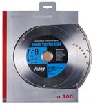 Алмазный диск (по металлу) Power Twister Eisen 300х2,3х25,4/30 FUBAG