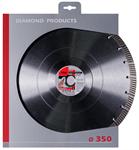 Алмазный диск (по граниту) Stein Extra 350х3,2х25,4/30 FUBAG