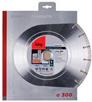 Алмазный диск (по бетону) Beton Pro 300x2,4x25,4/30 FUBAG