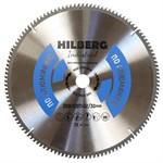 Диск пильный по алюминию Hilberg Industrial 350*32/30 мм, 120Т зубов