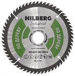 Диск пильный Hilberg Industrial Дерево 190*20*60Т