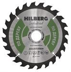 Диск пильный Hilberg Industrial Дерево 200*32/30*24Т