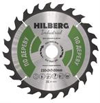 Диск пильный Hilberg Industrial Дерево 230*32/30*24Т