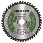 Диск пильный Hilberg Industrial Дерево 230*32/30*48Т
