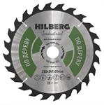Диск пильный Hilberg Industrial Дерево 250*32/30*24Т
