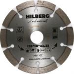Диск алмазный по железобетону 125*22.23*10 Hilberg Hard Materials Лазер