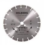 Диск алмазный по железобетону 300*25,4*10 Hilberg Hard Materials Лазер