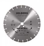Диск алмазный по железобетону 350*25,4*10 Hilberg Hard Materials Лазер