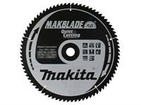 Диск пильный 355х30 мм 80 зуб. по дереву MAKBLADE PLUS MAKITA