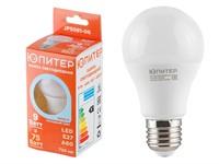 Лампа светодиодная A60 СТАНДАРТ 9 Вт 170-240В E27 4000К ЮПИТЕР (75 Вт аналог лампы накал. 720Лм, холодный белый свет)
