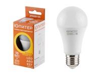 Лампа светодиодная A60 СТАНДАРТ 15 Вт 170-240В E27 3000К ЮПИТЕР (100 Вт аналог лампы накал., 1200Лм, теплый белый свет)