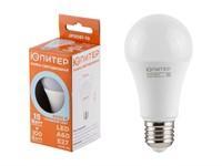 Лампа светодиодная A60 СТАНДАРТ 15 Вт 170-240В E27 4000К ЮПИТЕР (100 Вт аналог лампы накал., 1200Лм, нейтральный белый свет)