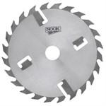 Дисковая пила NOOK 300x50 мм, 20+4 зуб. с подрезными ножами