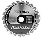 Диск пильный 210x30 24Т MAKFORCE Makita