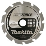 Диск пильный Makforce 190x20x2.0 FTG 12T Makita