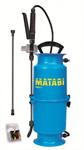 Компрессионный профессиональный опрыскиватель MATABI Kima 9 (6 литров)