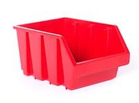 Лоток для метизов 160х115х75 мм, STARFIX (красный)