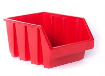 Лоток для метизов 230х170х125 мм, STARFIX (красный)