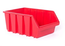 Лоток для метизов 350х235х155 мм, STARFIX (красный)