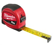 Рулетка компактная MILWAUKEE SLIM S8/25 8м x 25мм [48227708]